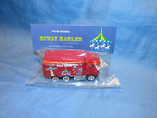 2012 Hot Wheels 26th Annual Collectors Convention Red Dinner Hiway Hauler