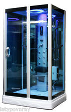 Steam Shower Room,Foot massage,Aromatherapy.Bluetooth.6 Year Warranty
