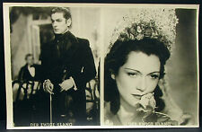 Der ewige Klang  Geige   Actor Movie Photo - Film Foto Autogramm-AK (Lot-H-1587