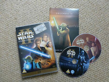 STAR WARS EPISODE II 2 - ATTACK OF THE CLONES - 2 DISC DVD