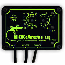 Microclimate B1ME Dimming Magic Eye Thermostat with Dimmer Night Time Drop