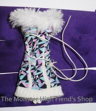 Dress from Monster High Abbey Bominable (Signature) Doll