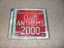 The best Club anthems 2000 CD