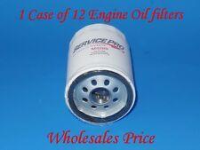 Wholesales Price Lot of 12 Engine Oil filter M5288 ForGM Isusu Jeep Saab Saturn