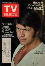 1972 TV Guide August 19 - Chad Everett, Medical Center; Marie Masters; Hollywood