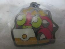 Tentomon + Koushiro Izzy Laptop & Digi-Egg Metal Keychain Keyring Digimon tri.