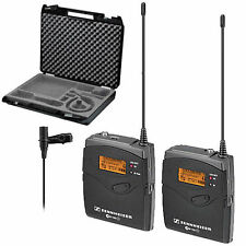 Sennheiser EW112-p G3 Microphone System with ME2 Lavalier Mic - G + CC3 Case