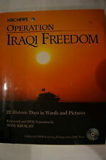 US American Army Operation Iraqi Freedom Saddam Hussein Reference Book
