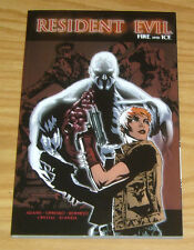 Resident Evil: Fire & Ice TPB VF/NM graphic novel based on the video game series