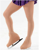 INTERMEZZO  SOFT LIGHTER  COLOURED SKATING TIGHTS OVER THE BOOT DRESS TIGHTS