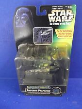 Star Wars Electronic Power F/X Emperor Palpatine Kenner Hasbro - 1997
