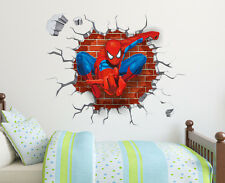 Wall Stickers Super Hero Cartoon Design For Kids Room 6900098