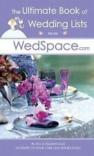 The Ultimate Book of Wedding Lists from WedSpace.com