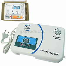 Ozone Generator Timer Water Purifier Ozonizer Air Dryer 500mg/hr w/ Air Pump