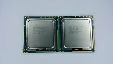 Matched pair INTEL XEON HEX CORE X5660 SLBV6 2.8 GHZ 12MB 3200 MHZ 2PC PROCESSOR