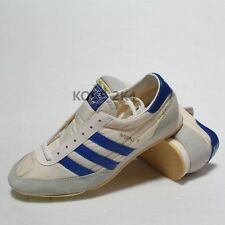 NEW ADIDAS MEN INTERVAL II 2 VINTAGE TRACK SPIKES MADE IN TAIWAN US SZ 9.5