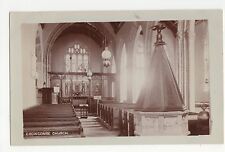 Somerset, Crowcombe Church Real Photo Postcard, A804
