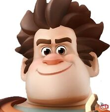 NEW Disney Infinity WRECK IT RALPH, SEALED Ready To Ship(XBox 360, PS3, Wii, U)