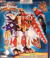 Power Rangers Dino Thunder Deluxe Thundersaurus Megazord - 3 Zords Combine MISB
