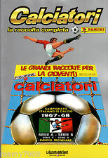 CALCIATORI PANINI=1967/68=RISTAMPA INTEGRALE DELL'ALBUM=INTER