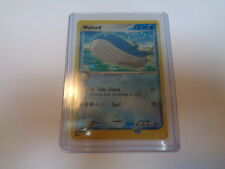 POKEMON EX RUBY SAPPHIRE #14/109 WAILORD - HOLO RARE - MINT/NM - OUT OF PRINT