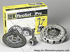 FOR VAUXHALL INSIGNIA 2.0 16V CDTI 2008-2012 GENUINE LUK CLUTCH KIT A20DTH 160HP