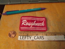 ROUGHNECK EMBROIDERED CLOTH PATCH - SEW ON TYPE