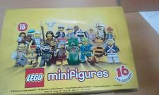 Lego Minifigures Series 10 / Lot Of 60 Random Blind Bags New Sealed Complete Box