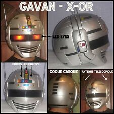 CASQUE GAVAN THE SPACE SHERIFF -GAVAN - X-OR