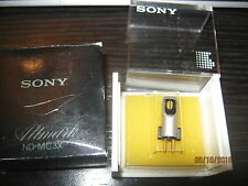 Sony ND-MC3X stylus for XL-MC3 moving coil cartridge- NOS!!   RARE!!