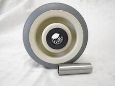 """5"""" x 2"""" Thermoplastic Rubber Caster Wheel 350 lbs"""