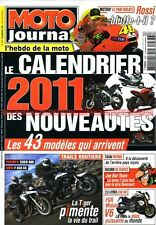 MOTO JOURNAL 1937 BMW R80 GS F650 TRIUMPH Tiger HARLEY DAVIDSON 1250 Night Road