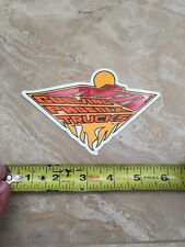 Nos Gullwing Trucks Vintage Sticker 70's Original Die Cut!