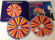 ELVIS COSTELLO / THE RETURN OF THE SPECTACULAR SPINNING SONGBOOK - CD+DVD