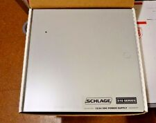 SCHLAGE  510  SERIES POWER SUPPLY  12/24 VDC LOGNETICS  Multi avail