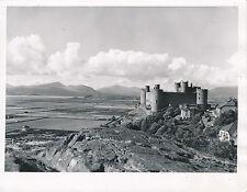 PAYS DE GALLES c.1950 - Le Château de Harlech  - Div 7696