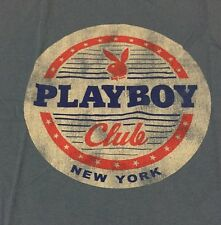 Sportiqe Playboy Club New York T-Shirt Size XL