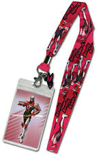 Tiger & Bunny Barnaby Brooks Jr Lanyard Necklace Keychain Neck Strap ID Holder