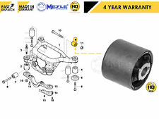 FOR BMW X3 SERIES E83 REAR DIFFERENTIAL BEAM BUSH BUSHING MEYLE HD 33176751808
