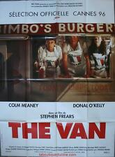 THE VAN Affiche Cinéma / Movie Poster Stephen Frears & Colm Meaney