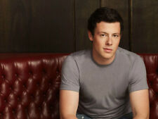 "Cory Monteith Glee 14 x 11"" Photo Print"