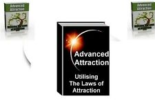 Learn how to utilize the laws of  advanced attraction ebook-pdf file