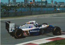 "David Coulthard ""Williams"" Autogramm signed 20x30 cm Bild"