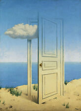 Rene Magritte Victory giclee 8X12 canvas print Reproduction of painting