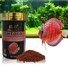 250ml Fresh Tropical Fish Discus Tetra Food Feeding UI