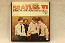 Beatles VI Reel to Reel Tape 4-Track 7-1/2 IPS Capitol L-2358 STEREO VG+