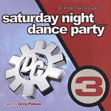 Saturday Night Dance Party 3 Padula, Greg MUSIC CD