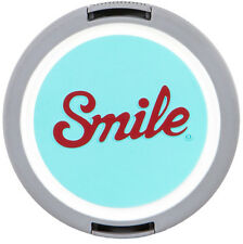 Smile Retro Camera Lens Cap MOD - Choose your size: 52mm, 55mm, 58mm, 67mm