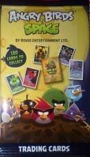 100 Packs x NEW Angry Birds Space Trading Cards Party Lucky Loot Toys Bag Pinata