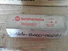"Norgren T60A8891, 1"" Excess Air Flow Check Valve"